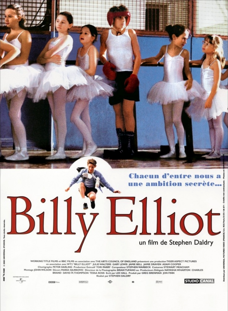 an analysis of the film billy elliot by stephen daldry A o scott reviews english film billy elliot, directed by stephen daldry julie walters, gary lewis and jamie bell star photo (m)  like ''girlfight,'' this movie, directed by stephen daldry .