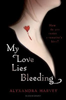 My Love Lies Bleeding (Drake Chronicles #1) by Alyxandra Harvey