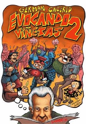 EVOCANDO VIÑETAS 2, de Germán Cáceres