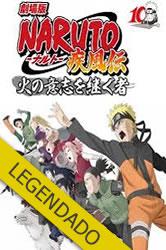 Naruto Filme 06: Os Herdeiros da Vontade do Fogo – Legendado