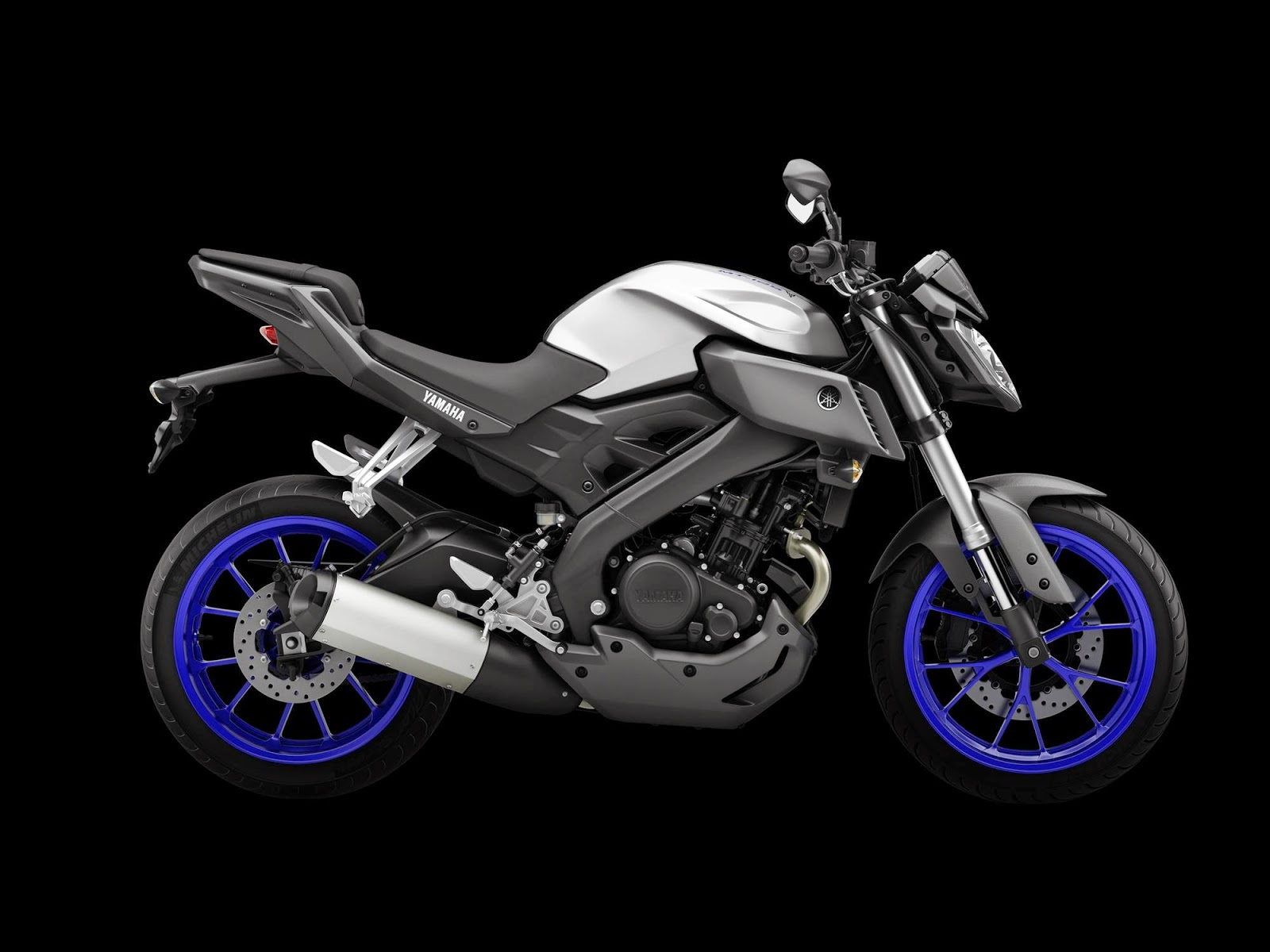 yamaha mt 125 grease n gas. Black Bedroom Furniture Sets. Home Design Ideas