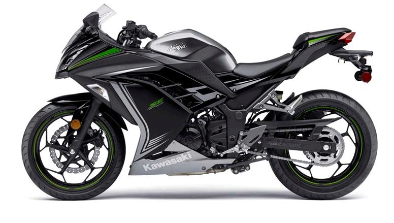 Kawasaki Ninja 300FI akan dirilis dengan harga yang fantastis !