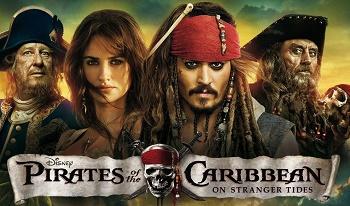 Pirates of the Caribbean 1v