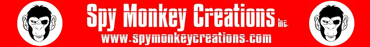 Spy Monkey Creations Inc.