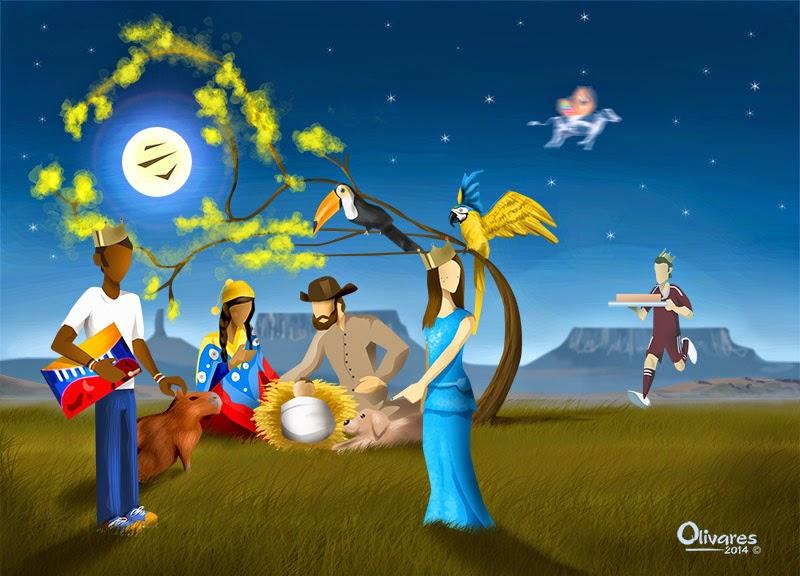 Feliz Navidad desde Venezuela