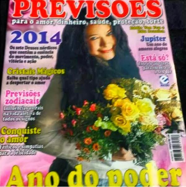 """PREVISÕES """"TAROLÓGICAS"""" p/2014"""