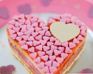 Receta Tarta del Amor