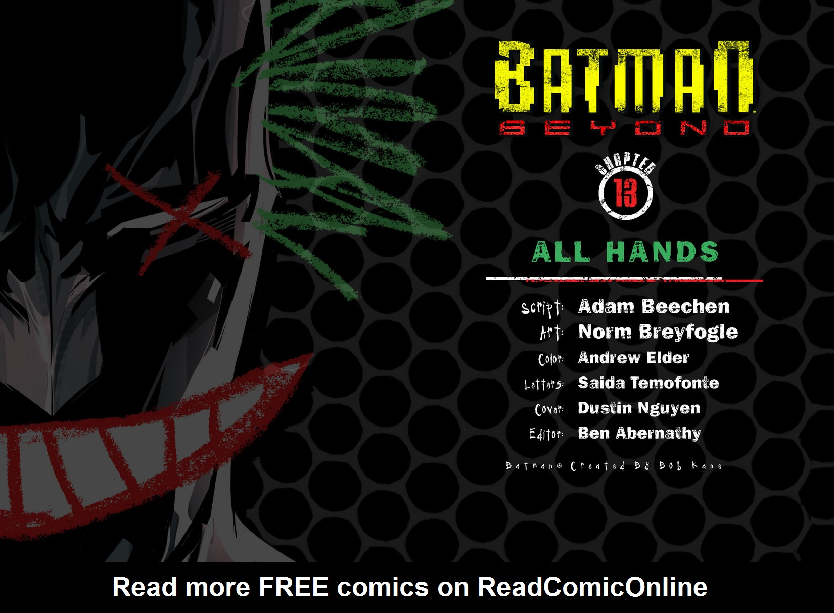 Batman Beyond (2012) Issue #13 #13 - English 2