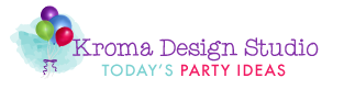 Kroma Design Studio | Today's Party Ideas