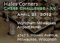 Hales Corners Challenge XV