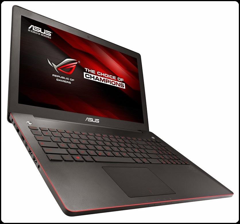 Laptop Gaming ASUS ROG G550JK