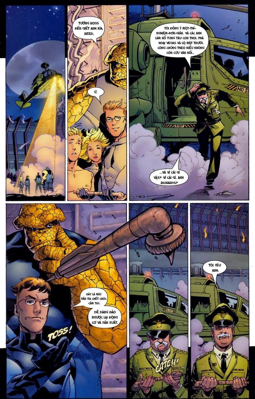 Ultimate Fantastic Four chap 18 - Trang 19