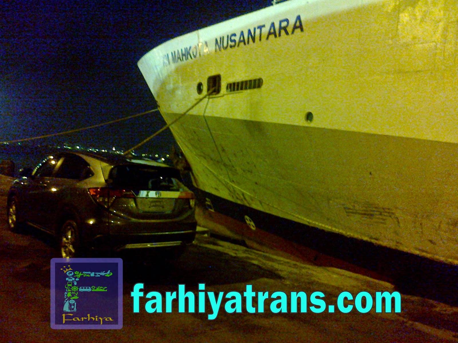 ekspedisi kapal laut kirim mobil