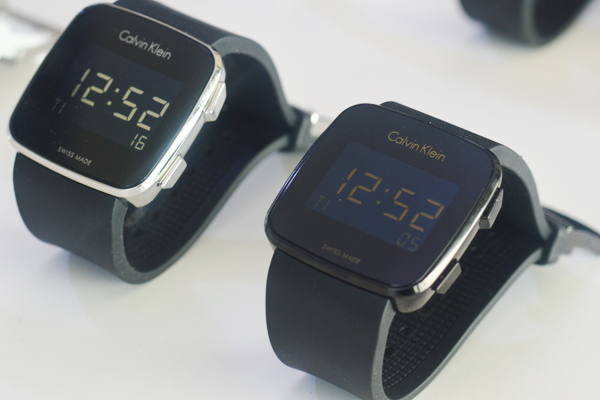 Calvin Klein Digital Watches 2015 Collection, Mumbai