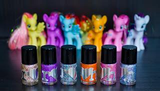 Rainbow Honey Equestria Collection