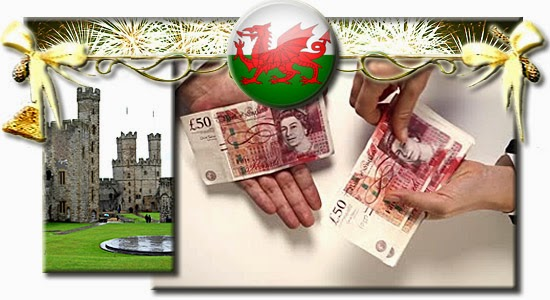 Ano Novo País de Gales