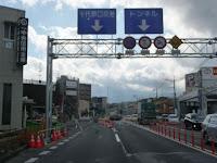 西京区上桂三ノ宮町付近のトンネル出入り口。