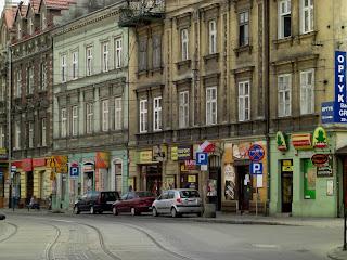 Quartiere ebraico a Cracovia, Polonia