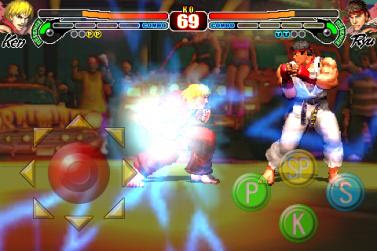 Street Fighter IV HD v1.0