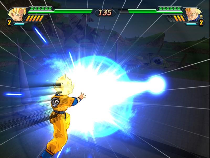 Dragon Ball Z Sparking! Meteor (Juegos 2014)