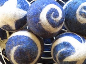 Wool Needle-Felted Balls