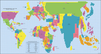 Carte du Monde Avec Pays