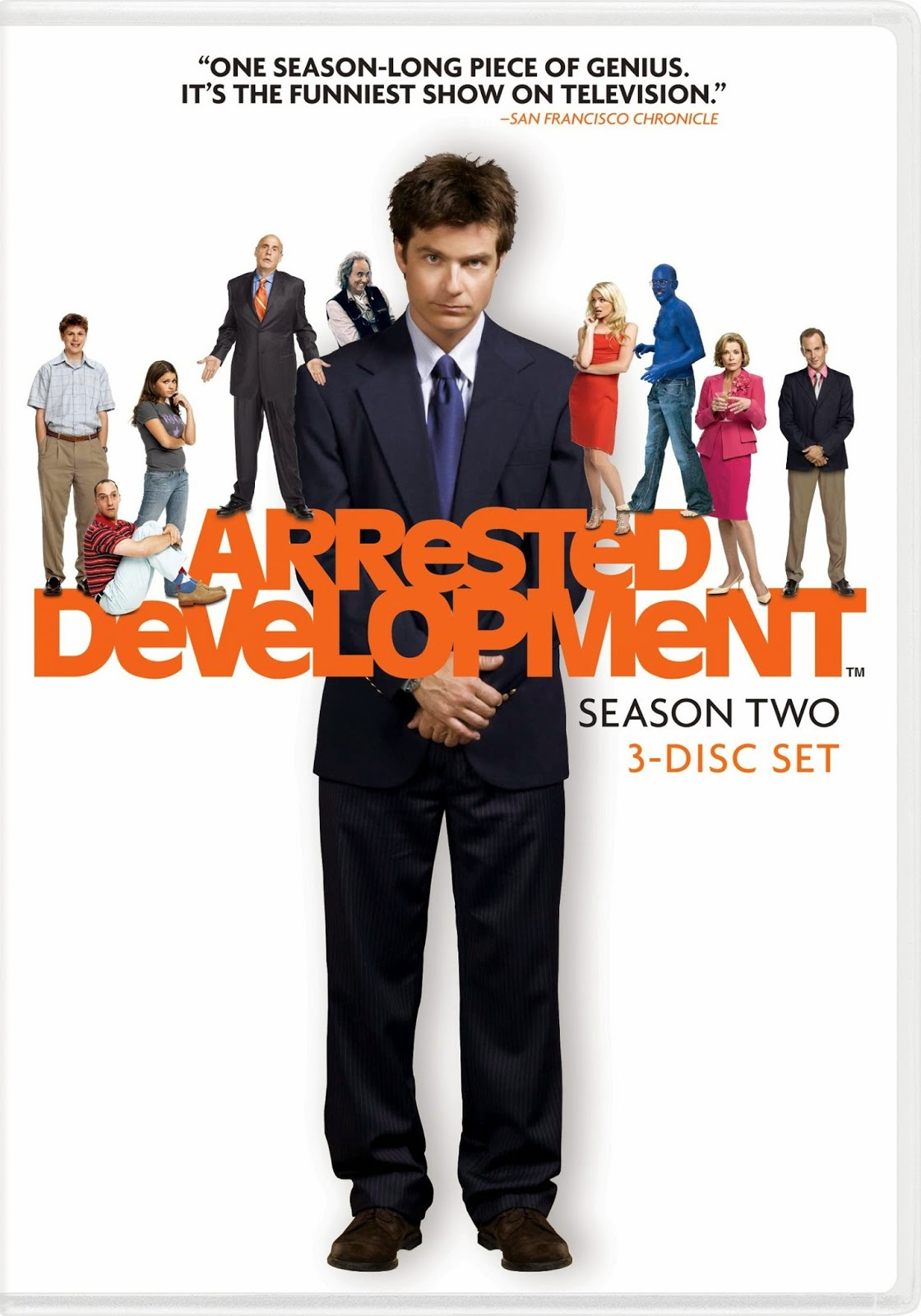 Arrested Development – Todas as Temporadas Dublado / Legendado (2003)