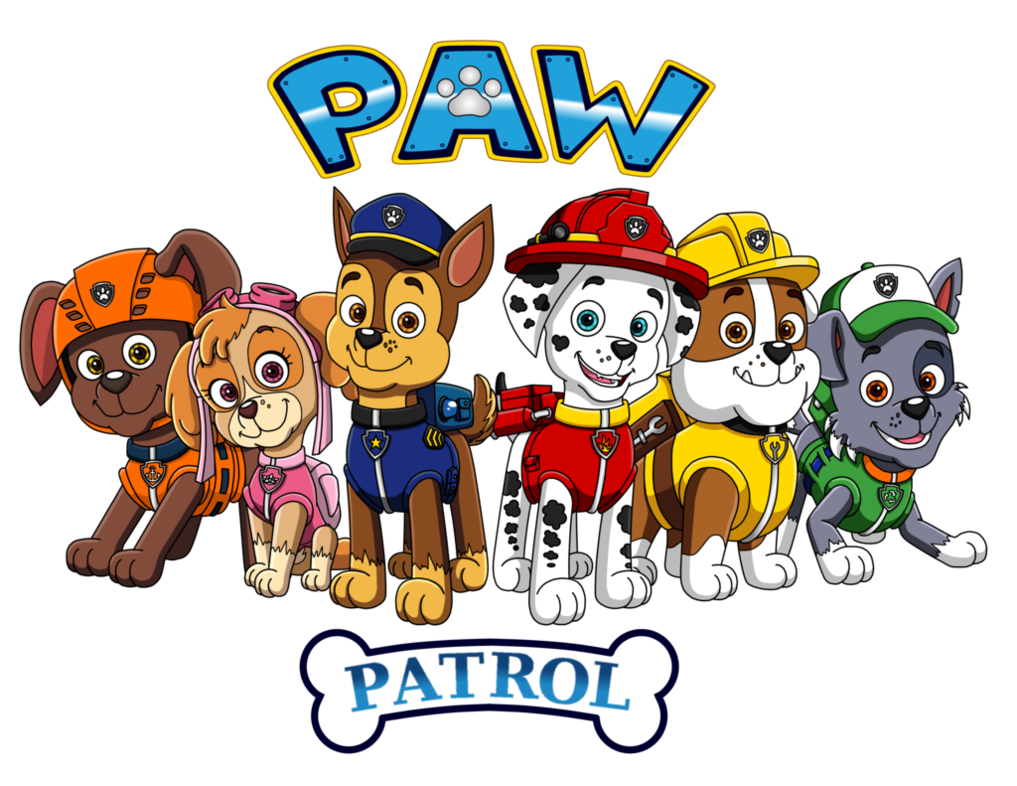 paw patrol cia dos gifs. Black Bedroom Furniture Sets. Home Design Ideas