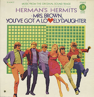 Herman's Hermits - Mrs. Brown, You've Got a Lovely Daughter