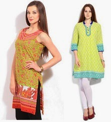 Women's Kurta / Kurti below Rs.499 @ Flipkart (Limited Period Offer)