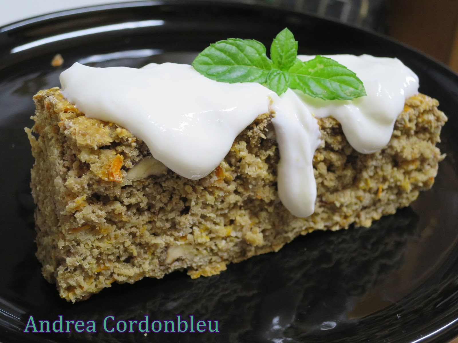Cordonbleu tarta de zanahoria fitness la cocina fit de vikika - La cocina fit de vikika pdf ...