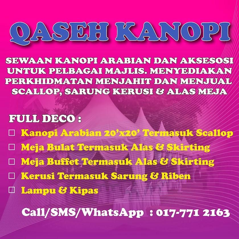 QASEH KANOPI