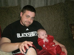 Macie and Daddy