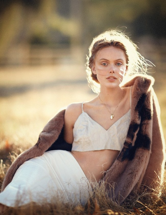 Frida Gustavsson - natural