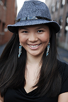 Author Mary Fan