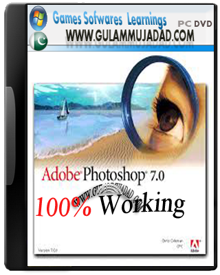 photoshop 7 full version with serial key