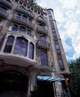 Hotel Regente en Las Ramblas de Barcelona