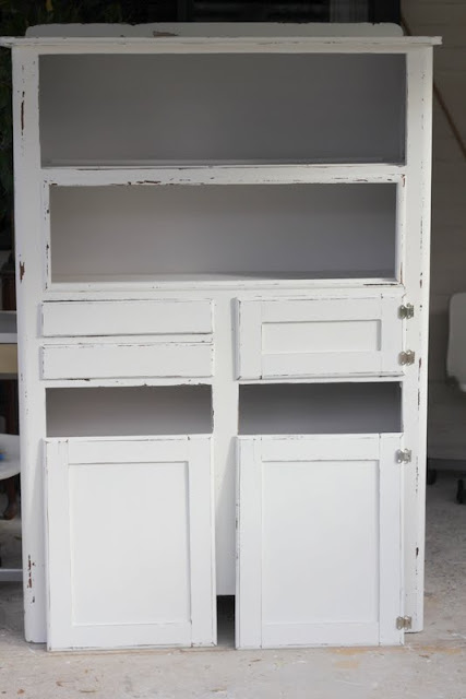 LIlyfield Life Painted furniture White Kitchen Dresser