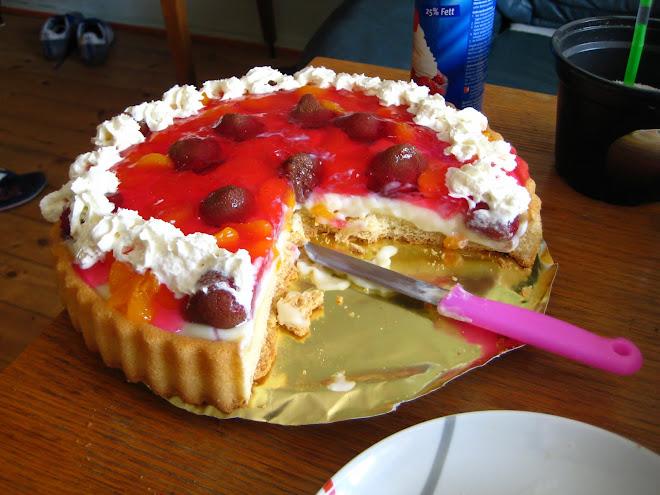 kitti25 torta