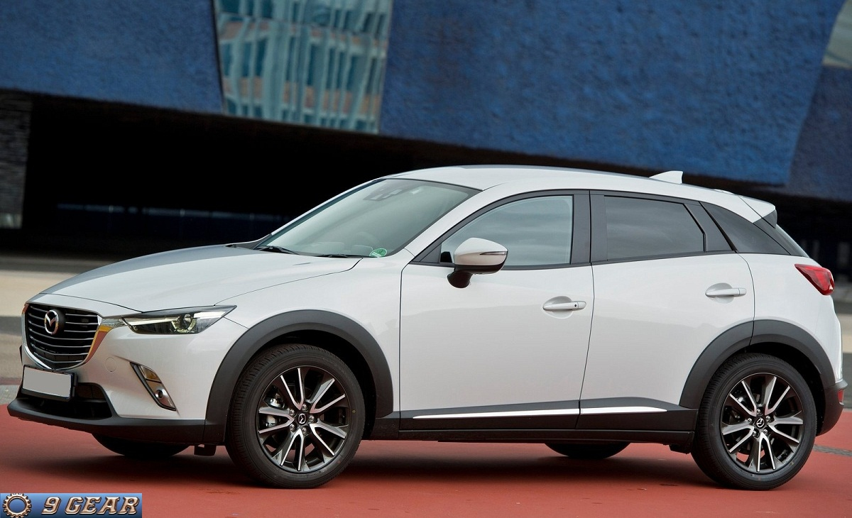 the first small suv from mazda new mazda cx 3 car reviews new car pictures for 2018 2019. Black Bedroom Furniture Sets. Home Design Ideas