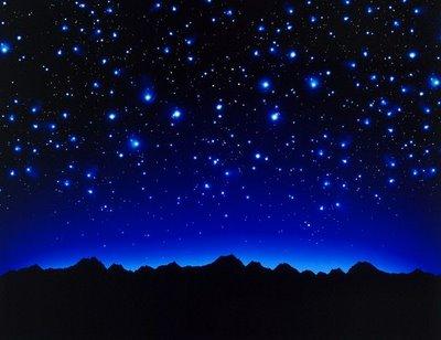 Children's Blog!: The Stars in the Sky!