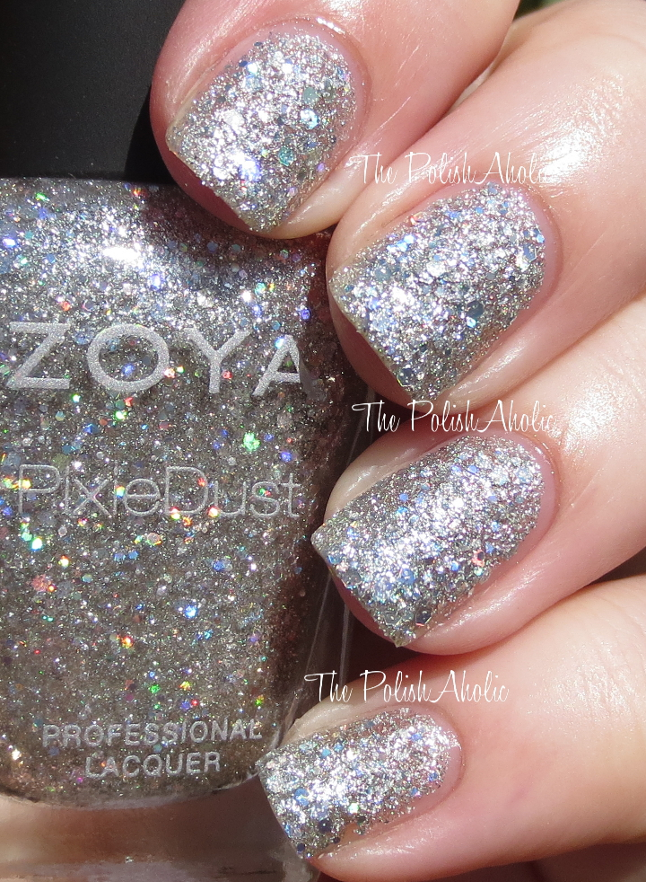 the polishaholic zoya magical pixie collection swatches