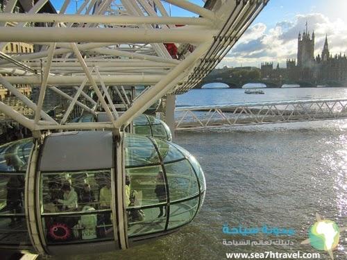 اهم معالم لندن السياحية London