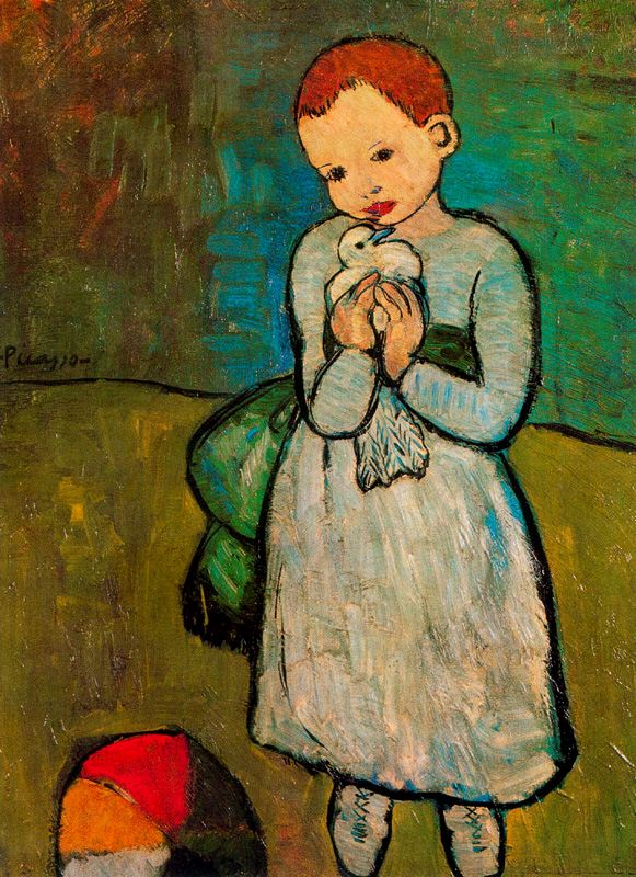 Daily Artist Pablo Picasso October 25 1881 April 8