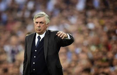 Agen Bola Sbo : Ancelotti Mau Bertahan di Madrid