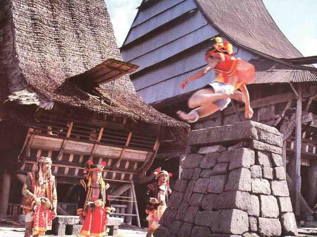Nias Island Indonesia
