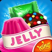 Download Candy Crush Jelly Saga v1.2.3 Mod Apk For Android