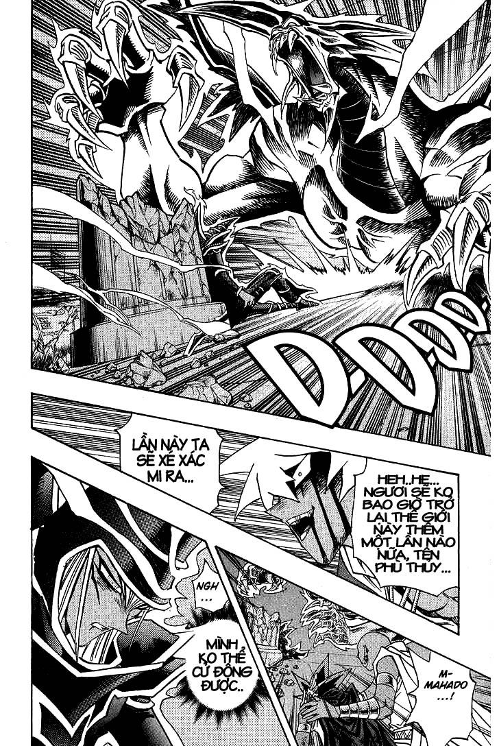 YuGi Oh – Vua Trò Chơi chap 316 Trang 14
