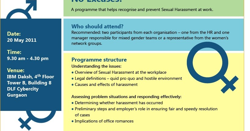 warp  u0026 weft   u0026quot recognising  u0026 preventing sexual harassment at work u0026quot