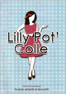Partenaire : Lilly Pot Colle